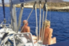 Design your own route and start your nude sailing vacations in Greek Islands with Greek Naturist Yachts